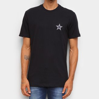 Camiseta NFL Dallas Cowboys New Era Logo Dalcow Masculina