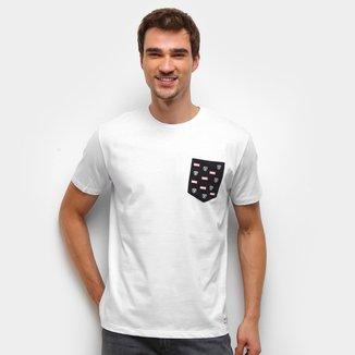 Camiseta NFL Las Vegas Raiders  Pocket Marvel Masculina