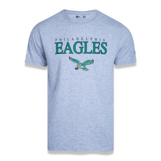Camiseta NFL Philadelphia Eagles New Era Core Shield Masculina
