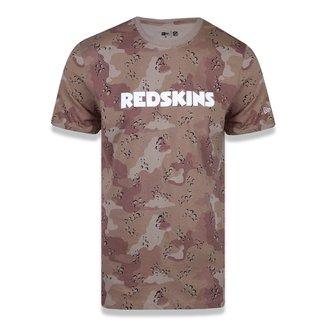 Camiseta NFL Washington Football Team New Era Desert Full Masculina