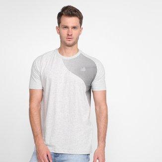 Camiseta Nicoboco Raglan Slim Fit Araheino  B Masculina