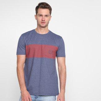 Camiseta Nicoboco Slim Fit Mien Masculina