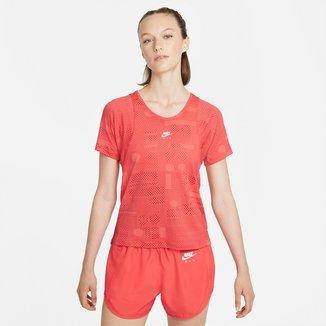 Camiseta Nike Air Dri-Fit Ss Feminina