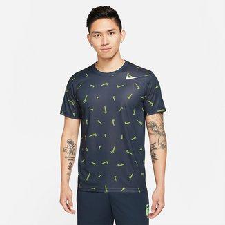 Camiseta Nike Aop Estampada Masculina