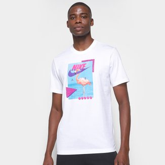 Camiseta Nike Beach Flamingo Masculina