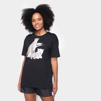 Camiseta Nike Boy Fierc Feminina