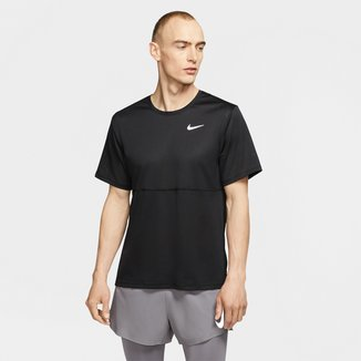 Camiseta Nike Breathe Run To Masculina
