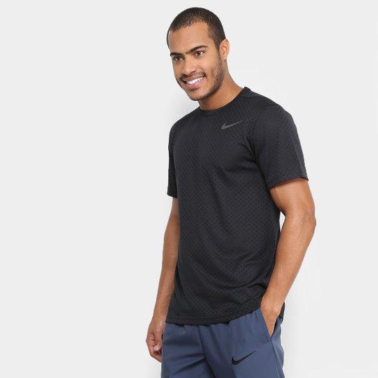 Camiseta Nike Brt Ss Vent Masculina - Preto