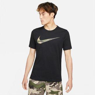 Camiseta Nike Camo Fill Gfx Masculina