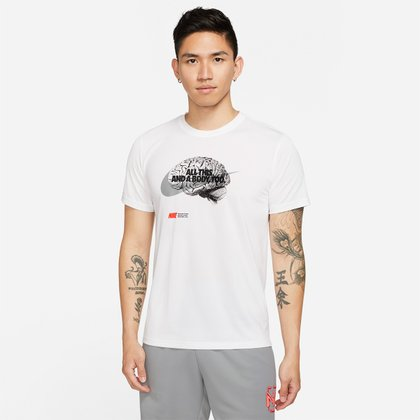 Camiseta Nike Cérebro Masculina