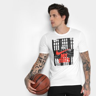 Camiseta Nike Check Stats Masculina