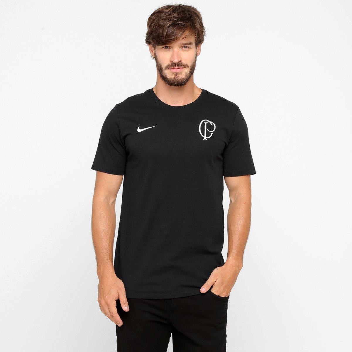 2469fd09ef629 Camiseta Nike Corinthians Life Style - Compre Agora