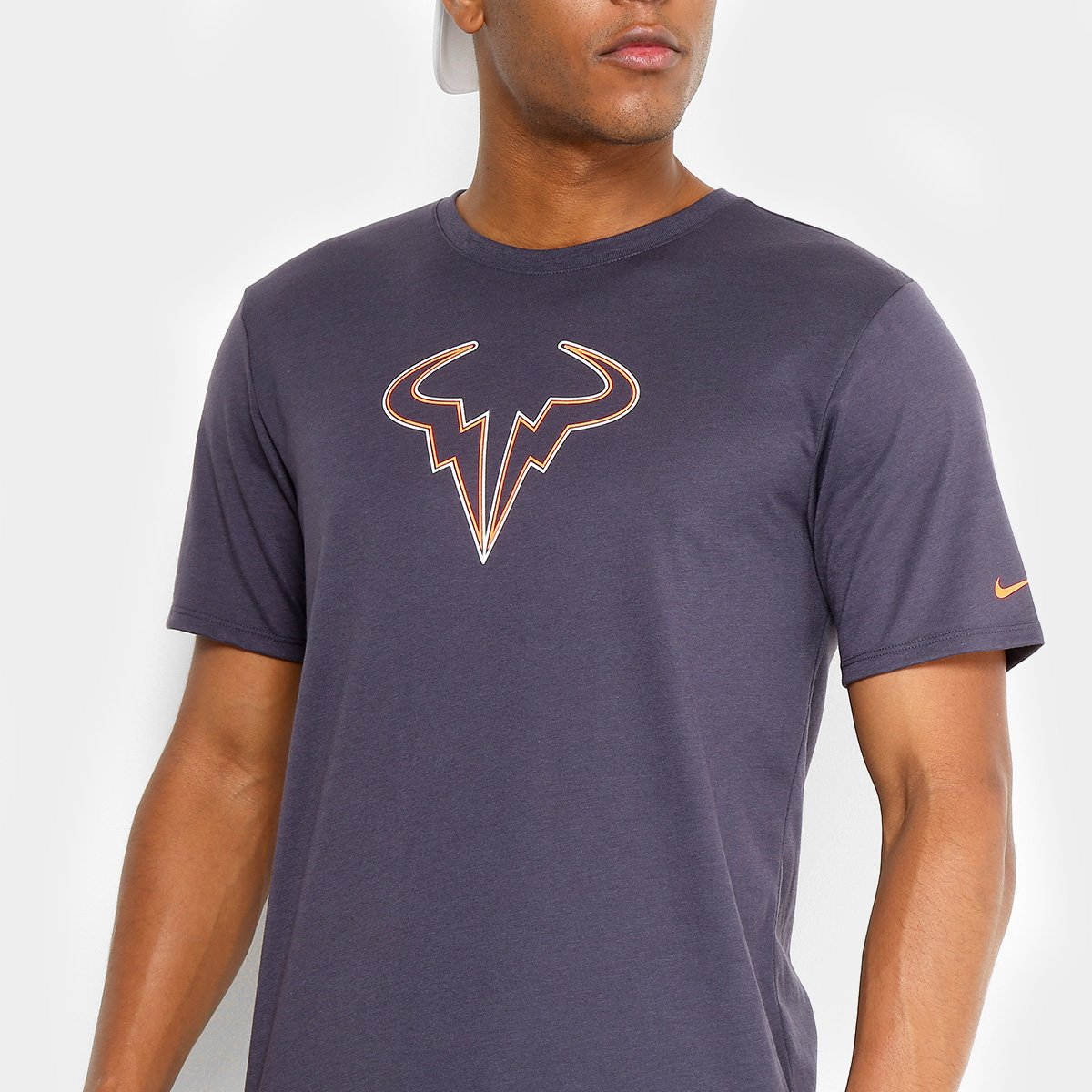 3bfb2e692b Camiseta Nike Court Rafa Masculina - Compre Agora