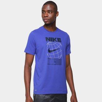 Camiseta Nike DF 6/1 GFX Masculina