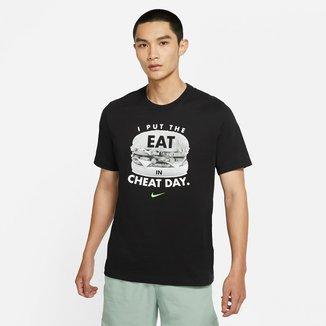 Camiseta Nike Dri-FIT Burger Masculina
