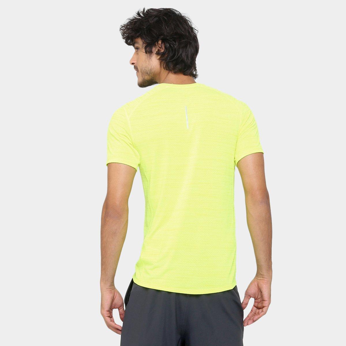 534e4aab21 Camiseta Nike Dri-Fit Cool Miler SS Masculina - Compre Agora