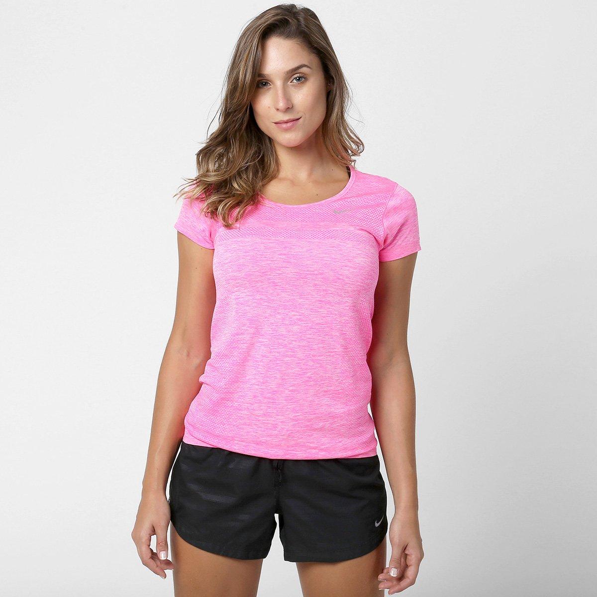 04bca6c924 Camiseta Nike Dri-Fit Knit - Compre Agora