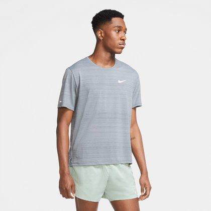Camiseta Nike Dri-Fit Miler Rule Masculina