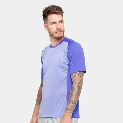 Camiseta Nike Dri-Fit Miler SS Masculina