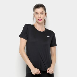 Camiseta Nike Dri-Fit Miler Top Feminina