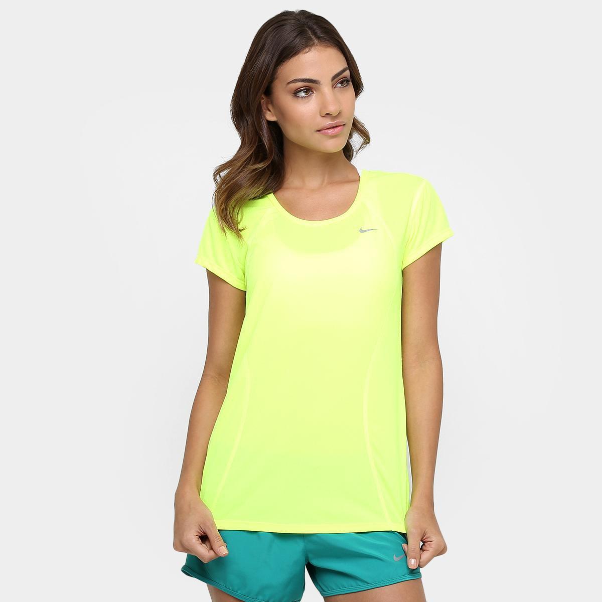 1c3710fb283b4 Camiseta Nike Dri-Fit Racer - Compre Agora