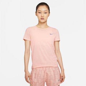 Camiseta Nike Dri-fit Run Dvn Feminina