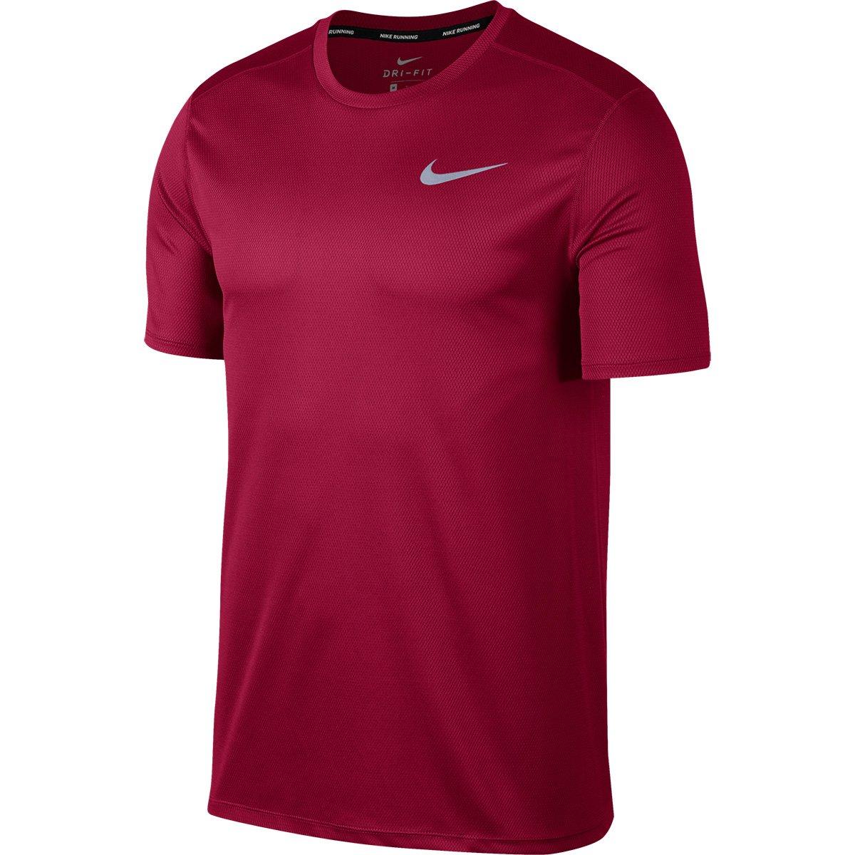 trono Magistrado Arsenal  Camiseta Nike DRI-FIT Run Masculina | Netshoes
