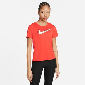 Camiseta Nike Dri-fit Swsh Run To Feminina