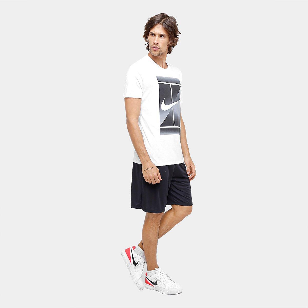 9dc7ac4ef4 Camiseta Nike Dry DBL Masculina - Compre Agora