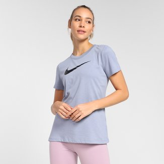 Camiseta Nike Dry DFC Crew Feminina