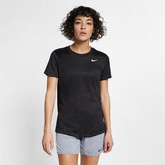 Camiseta Nike Dry Leg Tee Crew Feminina