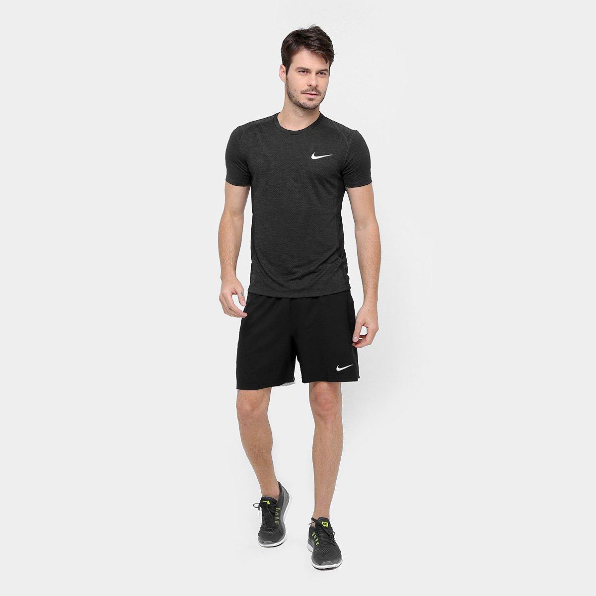 Camiseta Nike Dry Miler Cool Dri-Fit Masculina - Compre Agora  bdf73358e8c41