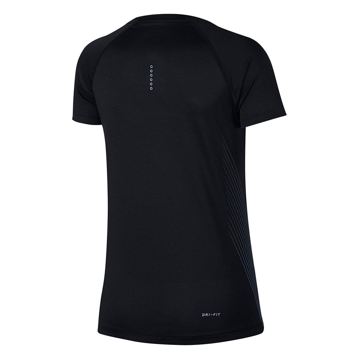 Camiseta Nike Dry Miler Flsh Gx Feminina - Compre Agora  953bc0af48376