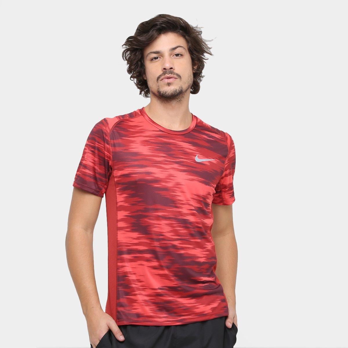 496a6ae42e Camiseta Nike Dry Miler Top Dri-Fit Masculina - Compre Agora