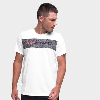 Camiseta Nike Dry Superset S Masculina