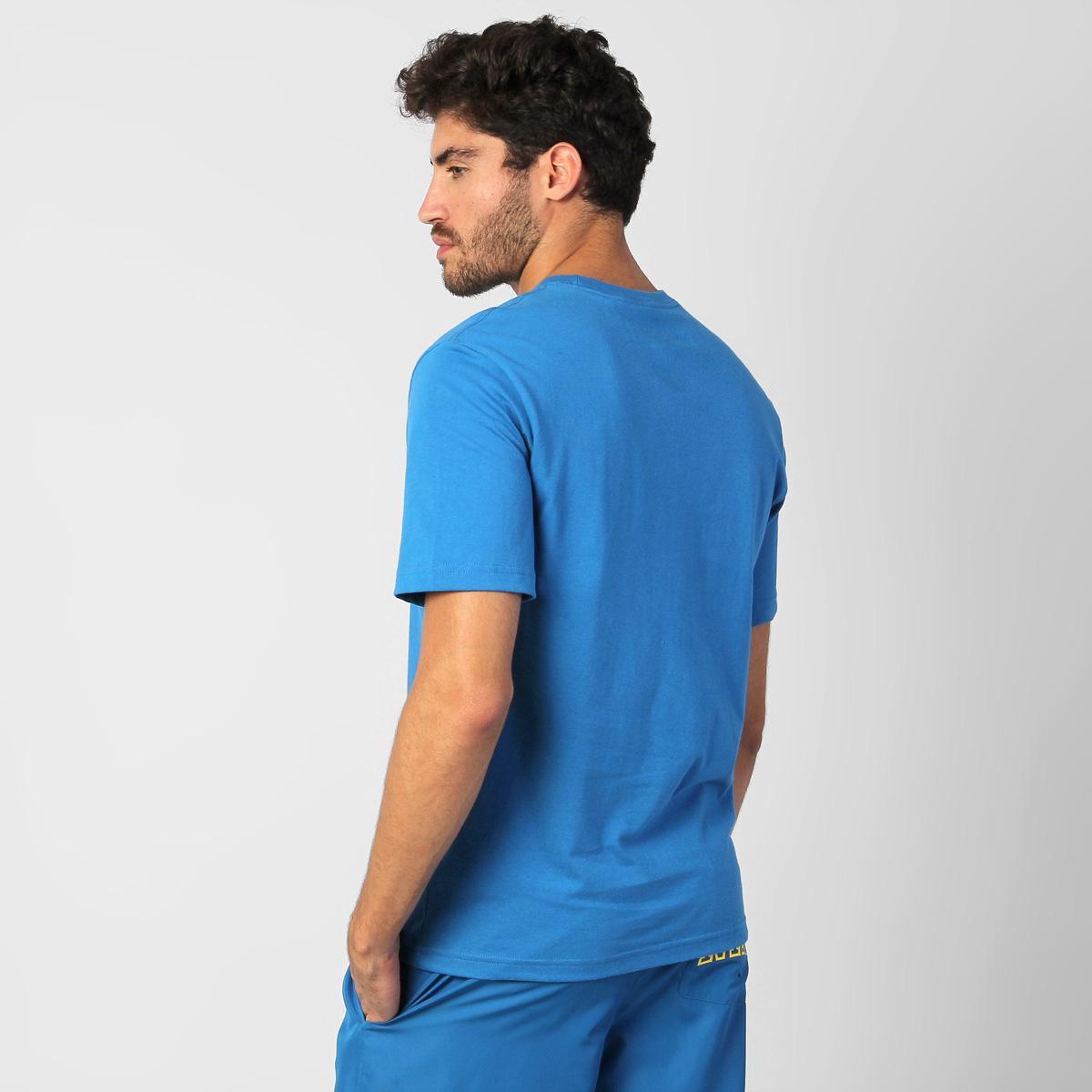 Camiseta Nike Emea Chest Swoosh - Compre Agora  0c16980f4a6c3