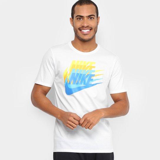 conocido helado Contribuyente  Camiseta Nike Estampada Masculina | Netshoes