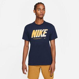 Camiseta Nike Estampada Masculina