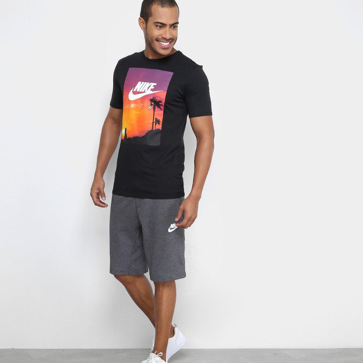 e595dadbcd Camiseta Nike Ftwr 4 Estampada Masculina - Compre Agora