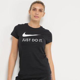 Camiseta Nike Just Do It Slim Feminina