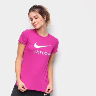 Camiseta Nike Just Do It Slim Feminina