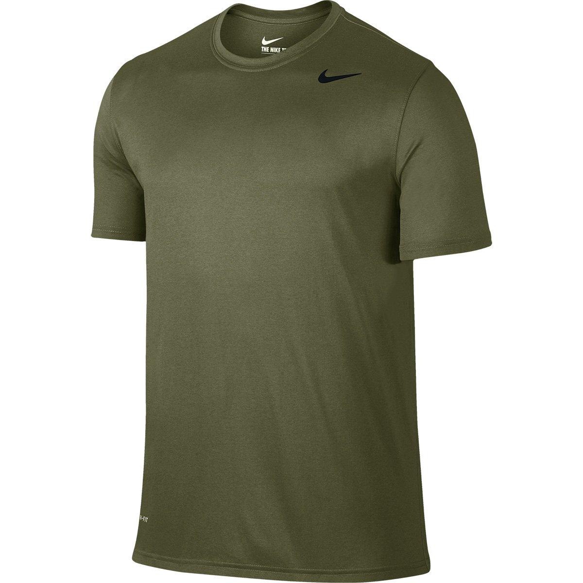 fefd92a38b Camiseta Nike Legend 2.0 Ss Masculina - Verde - Compre Agora