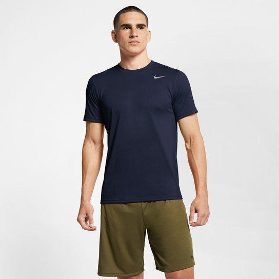 Menor preço em Camiseta Nike Legend 2.0 Ss Masculina - Chumbo e Cinza