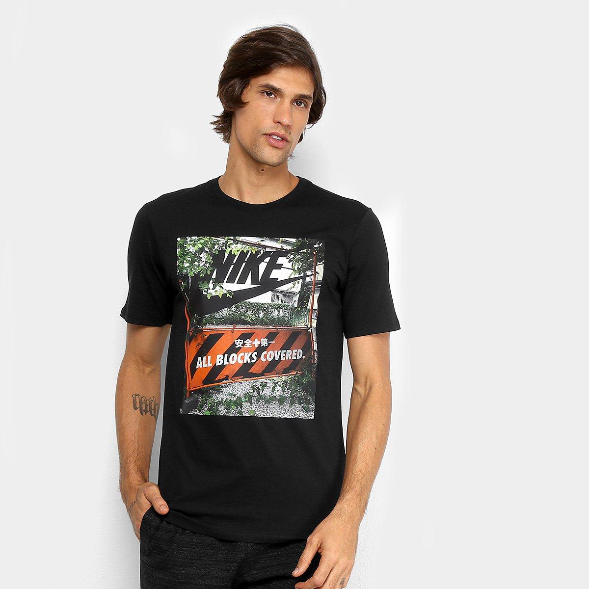 Camiseta Nike M Nsw Table Hbr 28 Masculina - Compre Agora  3bdfbd3ca8124