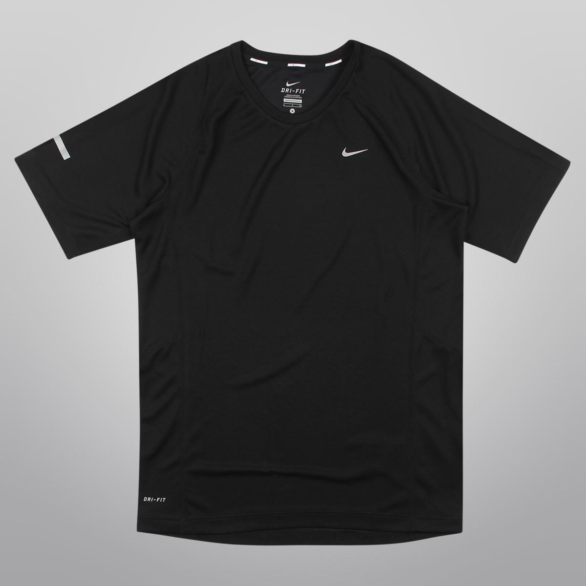 Camiseta Nike Miler - Compre Agora  f1034ecb97235