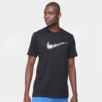 Camiseta Nike NBA Fran Swoosh Masculina