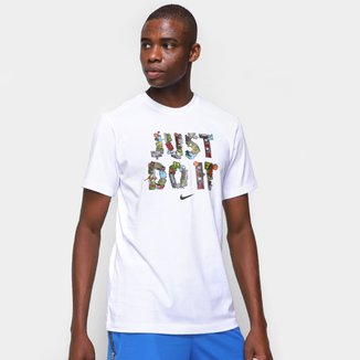 Camiseta Nike NBA Just do It I Masculina