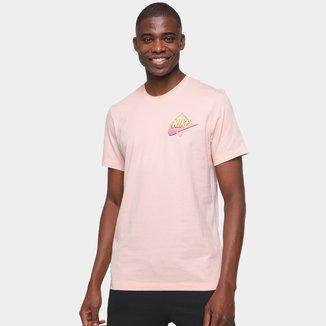 Camiseta Nike Nsw Beach Rol Masculina