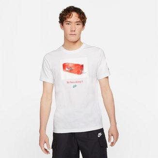 Camiseta Nike Nsw Swoosh 50 Masculina