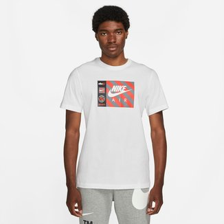 Camiseta Nike Nsw Swoosh By Masculina